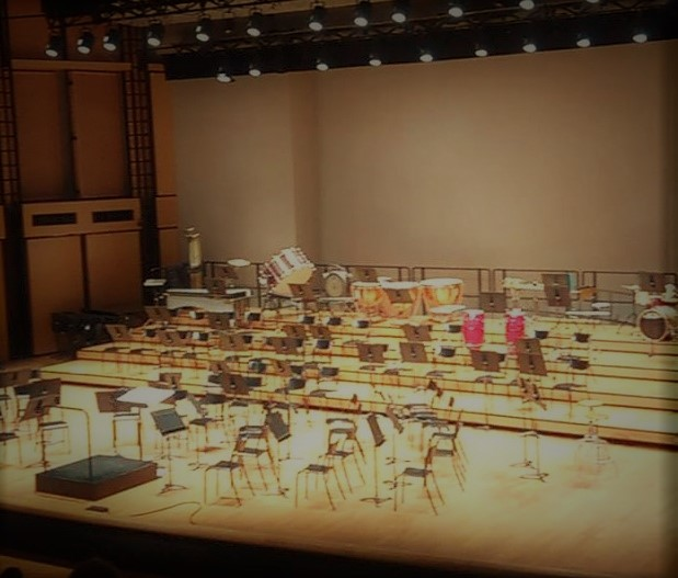 orchestra stage