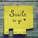 smile to go